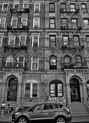 Physical Graffitti Facade – East Village. NYC