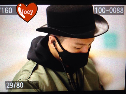 Big Bang - Gimpo Airport - 27feb2015 - Tae Yang - Joey_GD - 01