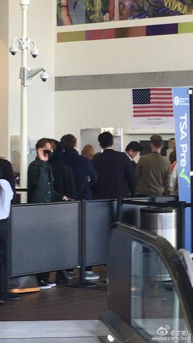 Big Bang - Los Angeles Airport - 06oct2015 - bofl - 22