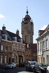 Bergues, France... underway to England through the land of the Ch'tis