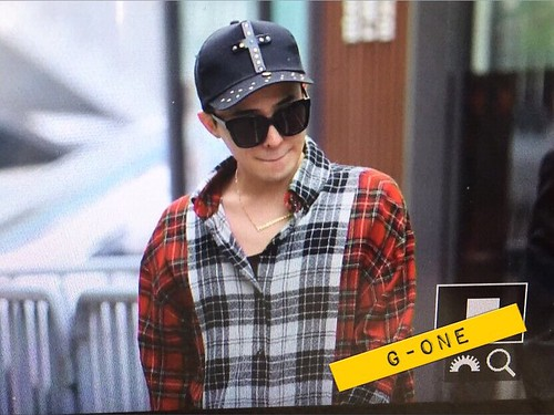 Big Bang - KBS Music Bank - 15may2015 - G-Dragon - G-One - 07