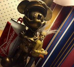 Einstein, Mickey Mouse, & The King of Beers