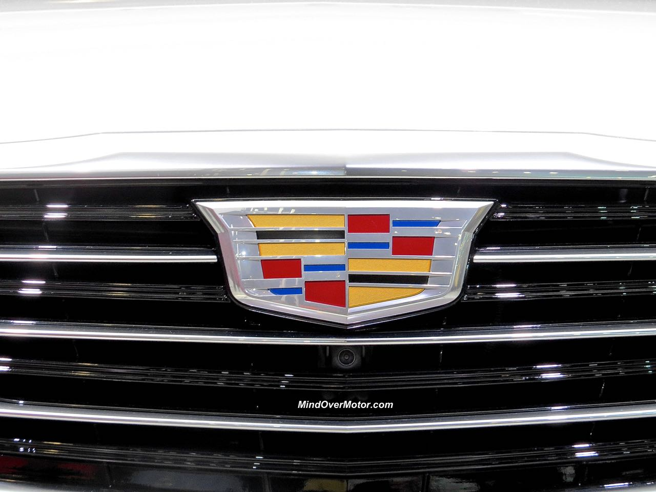 Cadillac CT6 Badge