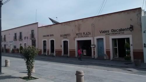 Ojo Caliente, Zacatecas