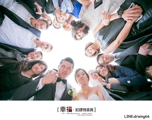 『婚禮記錄』所有的美好 在妳面前不做保留