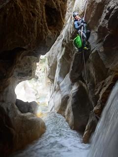 canyon du terminet