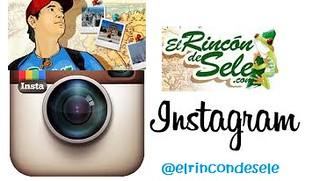 Instagram de El rincón de Sele