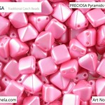 PRECIOSA Pyramids - 111 01 336 - 02010/25008 - Baby Pink
