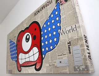 If God bless America, What about art ?