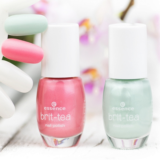 Instagram, Monatsrückblick April, Review essence brit-tea, brit-tea nail polish