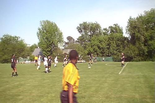 Midfield, Sarah Goal