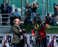 Glenn Farley of KING 5 Watches the EA-6B Prowler 2