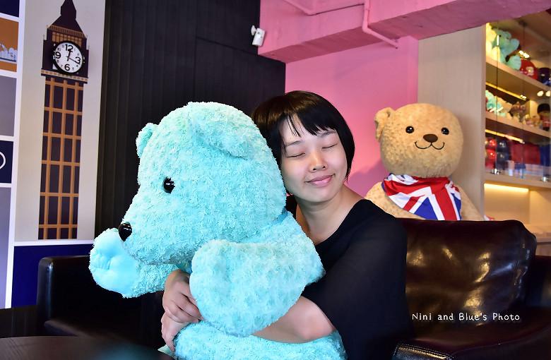 台中泰迪熊主題餐廳咖啡館06