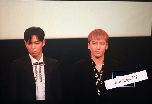 Big Bang - Movie Talk Event - 28jun2016 - wktjrqnwk12 - 01