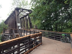 Dungeness River Trestle