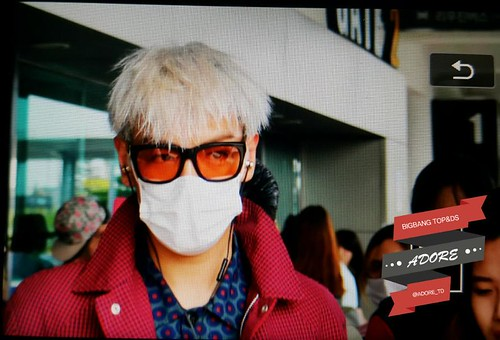 Big Bang - Gimpo Airport - 23aug2015 - ADORE_TD - 05