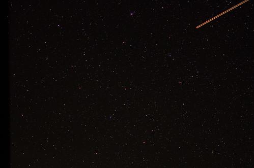 star airplane noelectricity sky stars flow darkness zlatiste