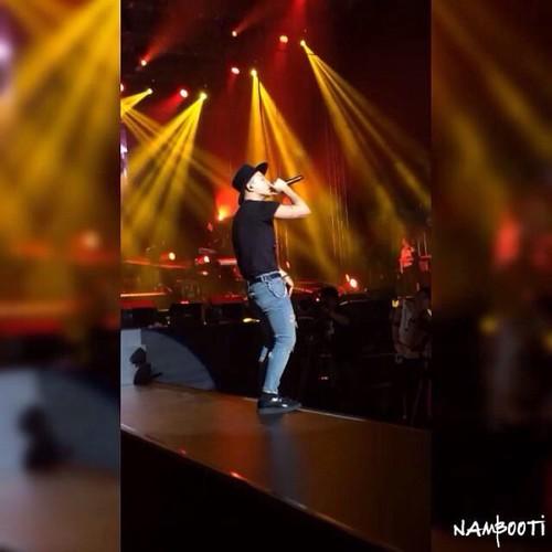 Taeyang Rehearsals Malaysia 2015-02-07 - 11