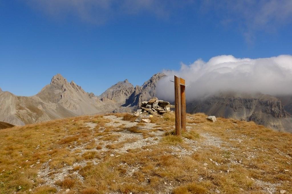 Anello della Tête Dure, 2629 m – Val d'Ubayette