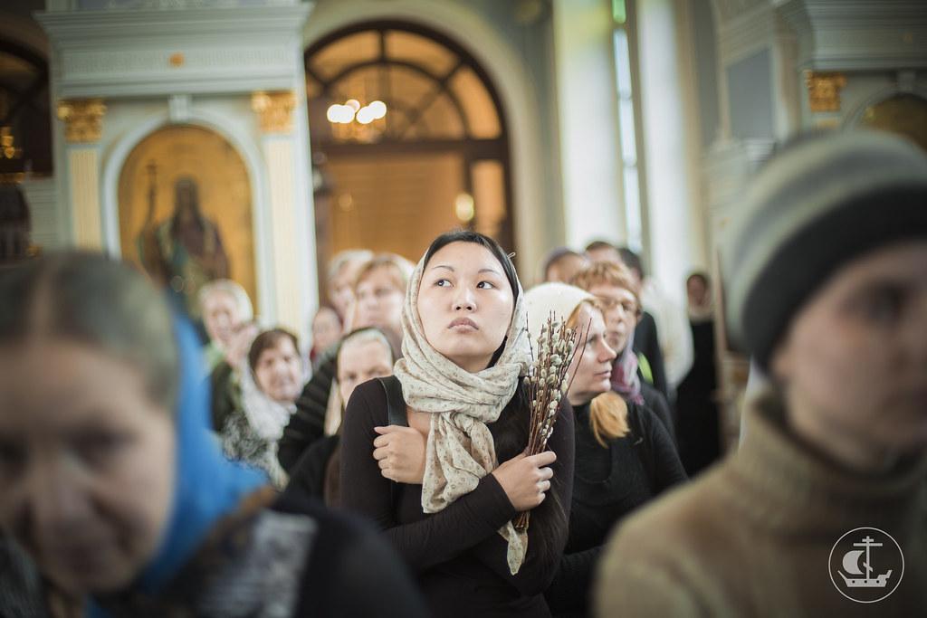 5 апреля 2015, Вход Господень в Иерусалим (Вербное воскресенье) / 5 April 2015, The Entry of the Lord into Jerusalem (Palm Sunday)