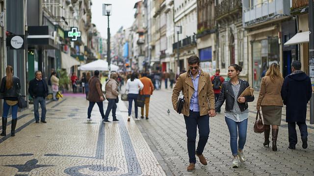 Street Life | Rua de Santa Catarina | Porto