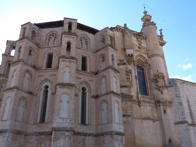 Convento de San Pablo en Peñafiel, un gran ejemplo del gótico-mudéjar