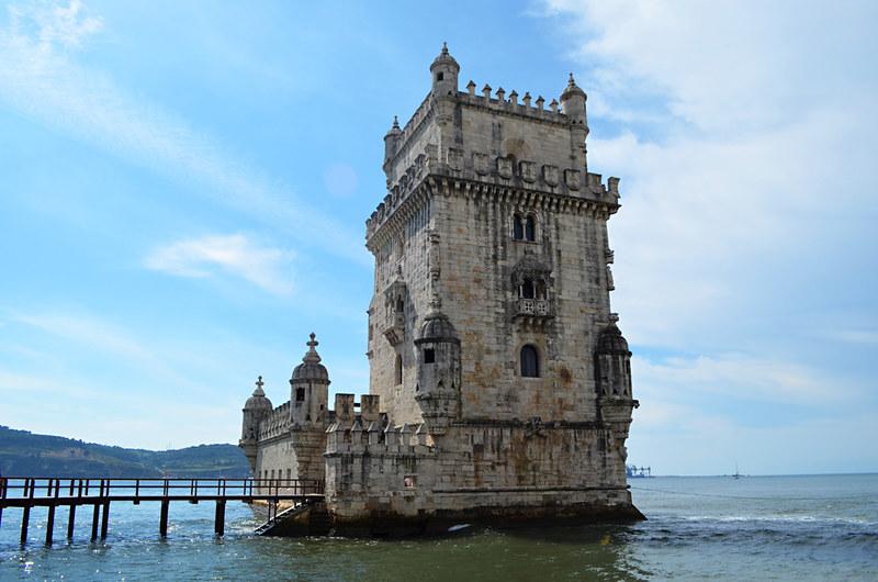 Torre de Belem, Belem, Lisbon, Portugal