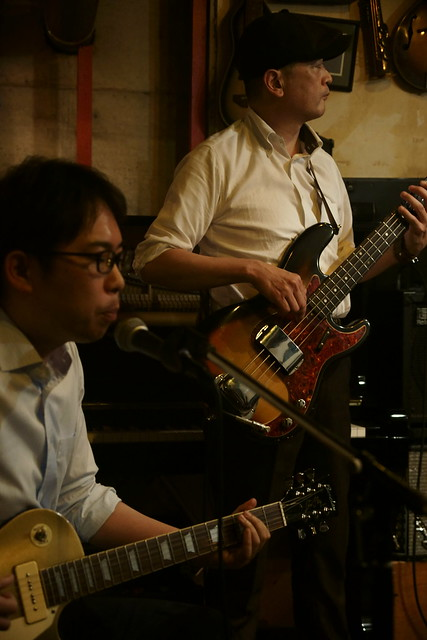 Apollo blues session, Tokyo, 16 Apr 2015. 107