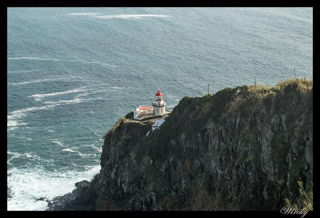 El Faro de Nordeste Ponta do Arnel