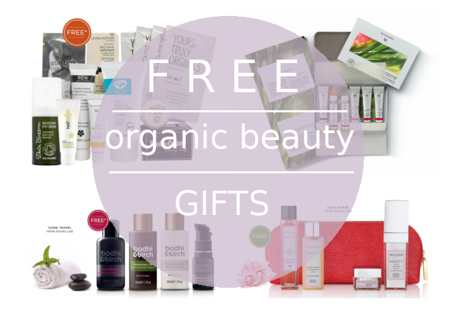 Weekly Discounts and Free Organic Beauty Gifts #17