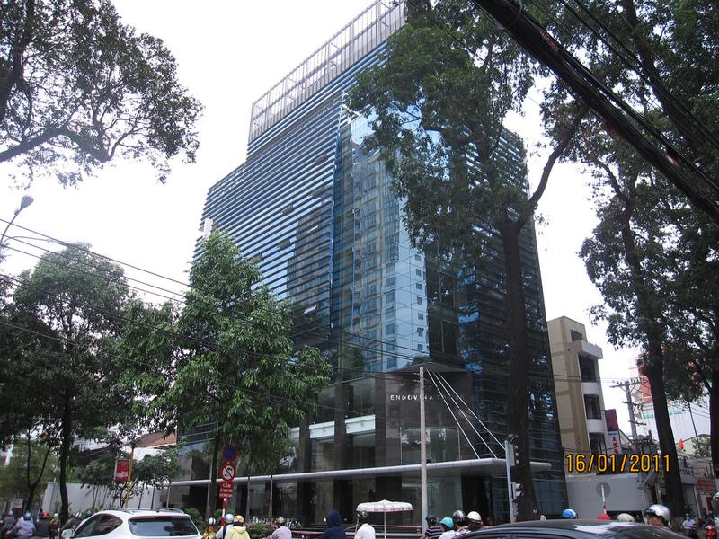 Dự án bất động sản Endovina Tower