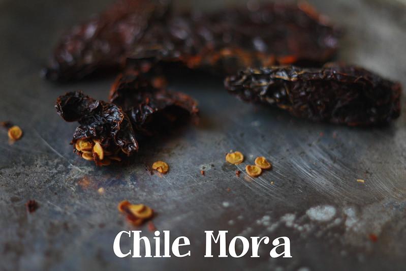 Chile Mora Broken (H)