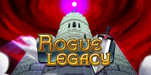 Rogue Legacy - Title