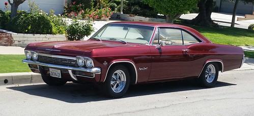 Chevy Impala Super Sport