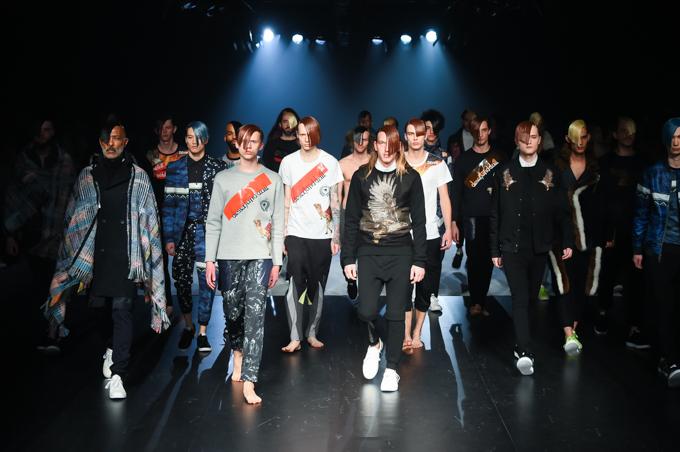 Marc Schulze3175_FW15 Tokyo yoshio kubo(Fashion Press)