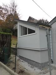 Maison B, Bois-Guillaume, 21 novembre 2014