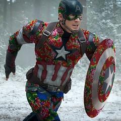 superhero, clothing, captain america, costume,