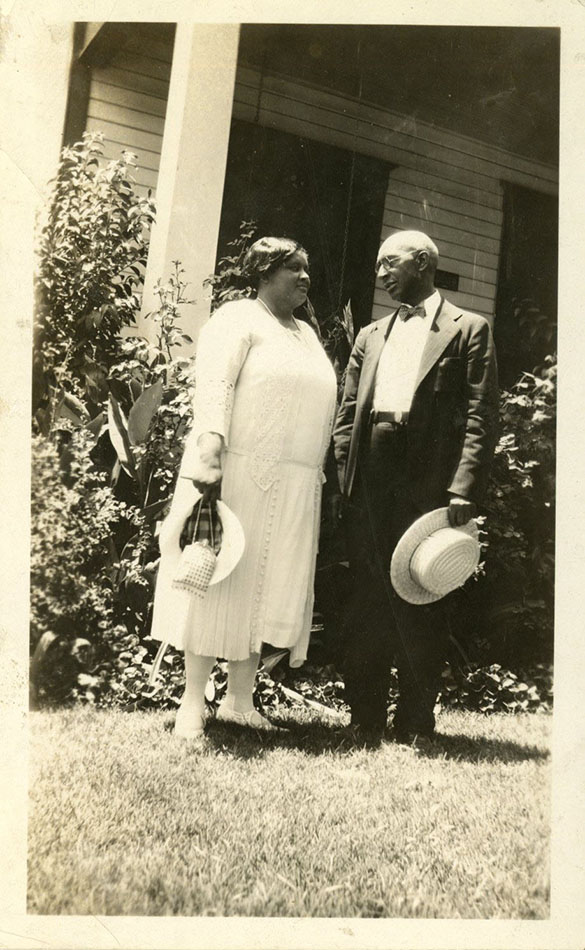Photograph of the Conners, 1923-1939