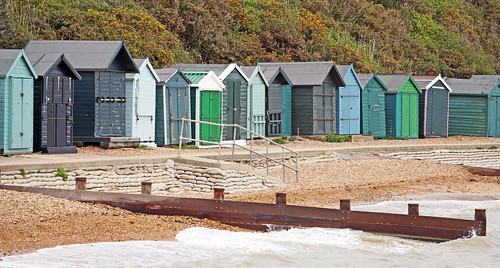 Meon Shore Beach Huts