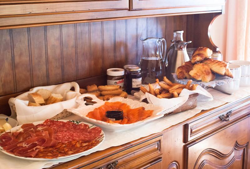 Desayuno Dia madre