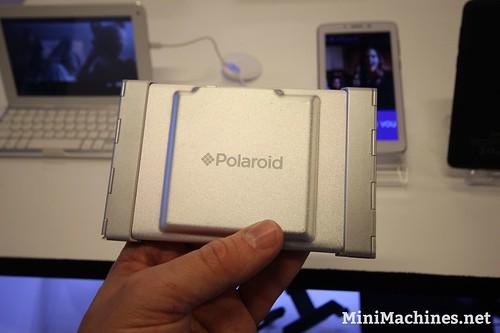 Clavier pliable Polaroid