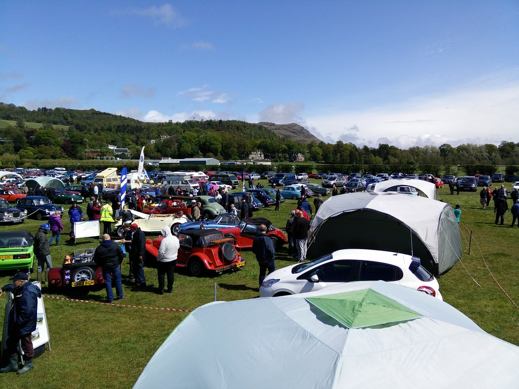 2015 Stirling and District Car Club Show   Scottish Western ...
