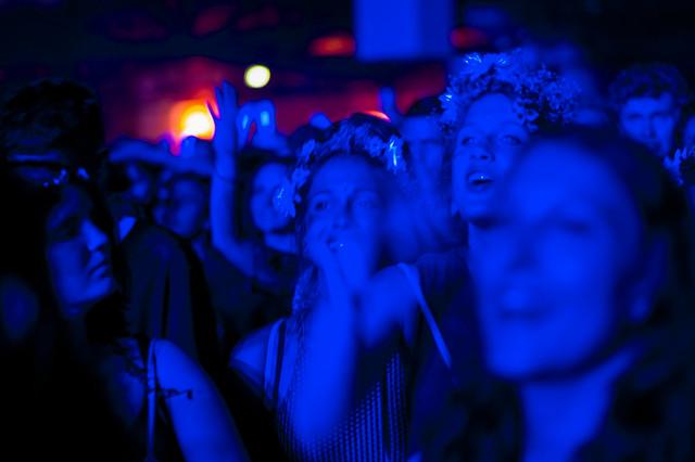 at berlin festival