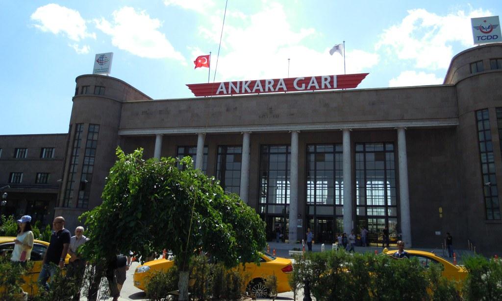 安卡拉中央車站