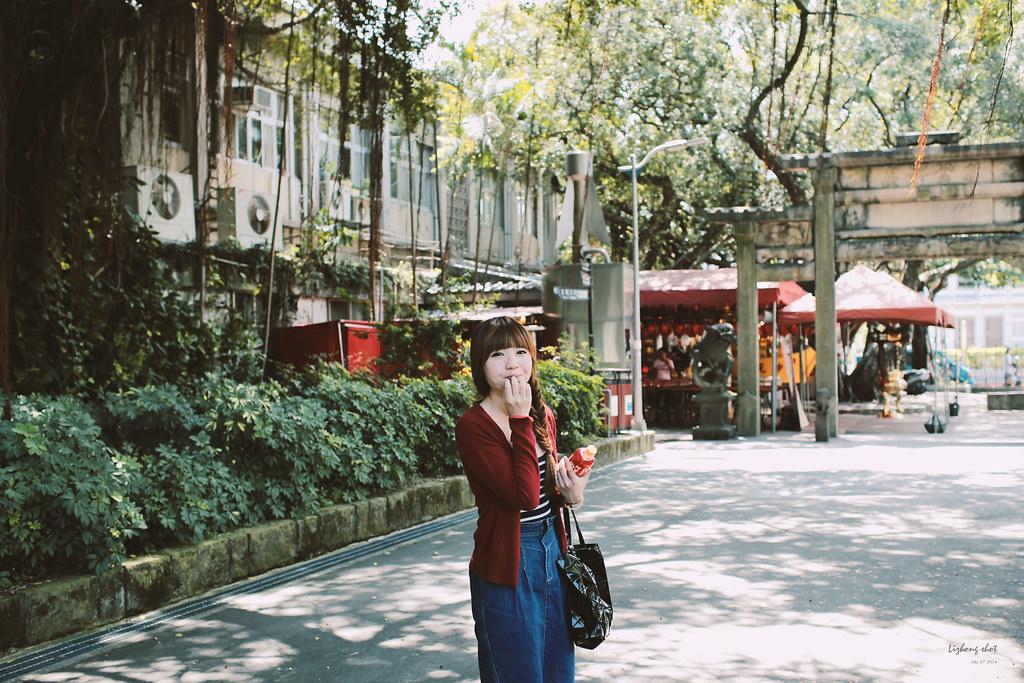 那復古情懷的臺灣博物館