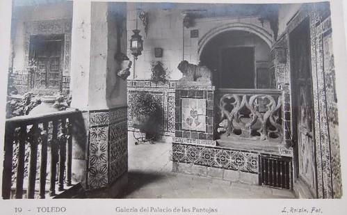 Palacio de los Pantoja o de Benacazón, sede en su día del Museo Anastasio Páramo. Foto Roisin.