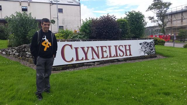 Clynelish distillery