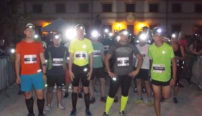 Zkus běžet noční Kuks si dalo pět set běžců