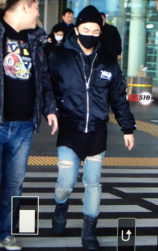 Big Bang - Incheon Airport - 07dec2015 - YB 518 - 04