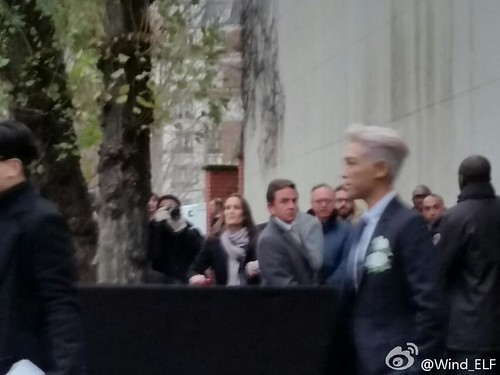 TOP - Dior Homme Fashion Show - 23jan2016 - Wind_ELF - 02